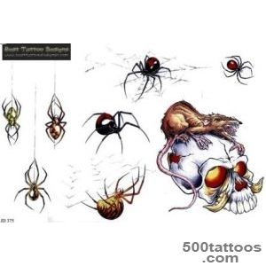 Insect Tattoos, Designs And Ideas_24