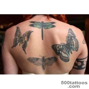 Insect Tattoos, Designs And Ideas  Page 16_7