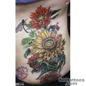 Insect Tattoos, Designs And Ideas  Page 18_20