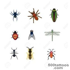 Set The Image Of Vector Insects Royalty Free Cliparts, Vectors _21