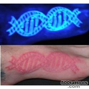 20+ Impressive Blacklight UV Tattoo Designs · Storify_23
