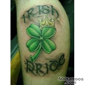 18+ Irish Tattoos Ideas For Leg_23