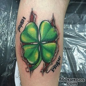 35 Magic Irish Tattoo Designs amp Meaning   Many Types_3