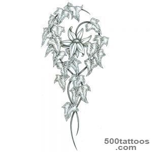 Back Tattoo Making Ivy Tattoos For Men_24
