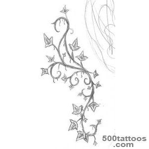 Ivy Tattoos, Designs And Ideas  Page 14_23