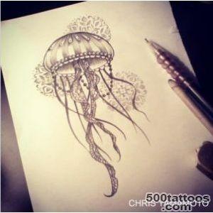1000+ ideas about Jellyfish Tattoo on Pinterest  Tattoos, Octopus _2