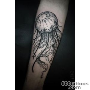 Jellyfish Tattoo Idea_8