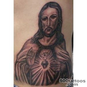 25 Sacred Jesus Tattoo Designs_28