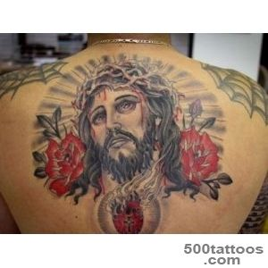 30+ Spiritual Jesus Christ Tattoo designs and meaning   Find your Way_27