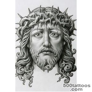Jesus Tattoo Design  Best Tattoo Designs_29