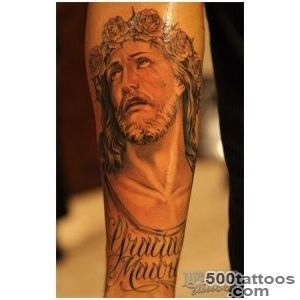 Jesus tattoo design Ridiculous Pictures of Jesus  tattoos picture _20