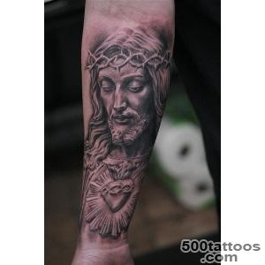 Jesus Tattoo Images amp Designs_22