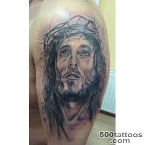 Jesus Tattoos, Designs And Ideas  Page 11_49