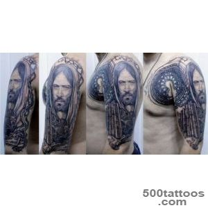 Jesus Tattoos, Designs And Ideas  Page 25_46