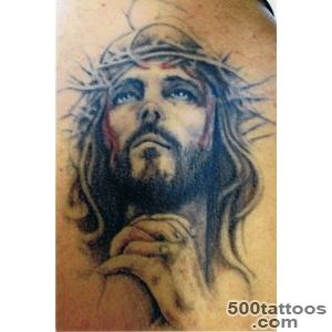 Pin Tattoo On Religious Jesus Tattoos Color Realism on Pinterest_42