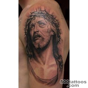 Religious Jesus Tattoo Image  Fresh 2016 Tattoos Ideas_14
