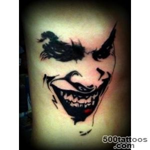 26 Cool Joker Tattoos_38