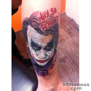 55+ Cool Joker Tattoos_9
