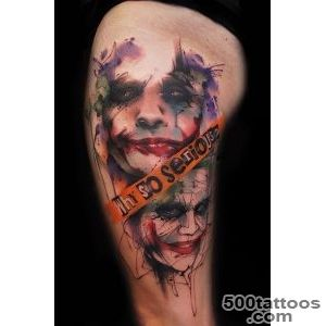 Joker tattoo by Jay Freestyle  Tattoocom_25