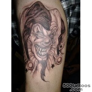 Joker Tattoos Designs, Ideas and Meaning  Tattoos For You_42