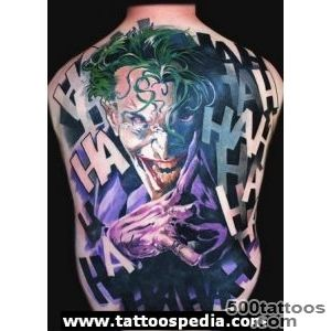 Joker 1000 new ideas tatuirovki_49
