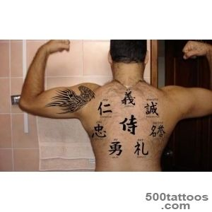 35+ Wonderful Kanji Tattoos_39