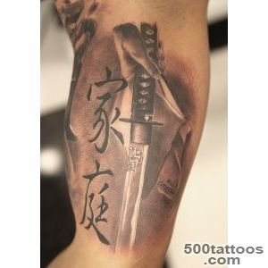 Pin Katana Tattoo La De Piel on Pinterest_7
