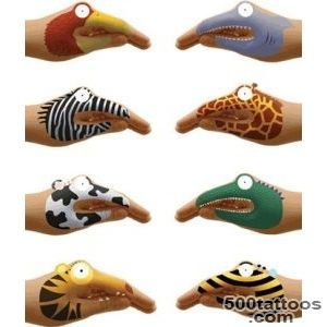 Animal-Hands-Temporary-Tattoos-for-Talking-Hands---Eclectic---Kids-_50jpg