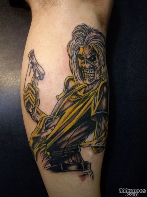 Iron Maiden Eddie #39Killers#39 – Tattoo Picture at CheckoutMyInk.com_5