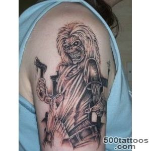 Pin Ironmaiden Killers Tattoos Pictures on Pinterest_6