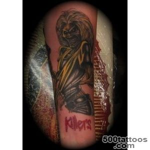 Pin Pepev68 Iron Maiden Killers Tattoos Von Tattoo Bewertungde on _24