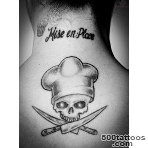 Chef Tattoo Images amp Designs_44