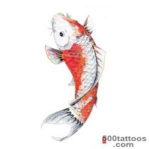 Koi carp tattoo designs ideas meanings images for Small koi carp