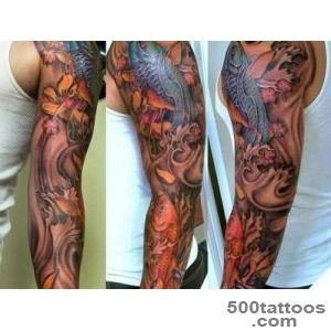 35 Traditional Japanese Koi fish Tattoo Meaning and Designs   True _3