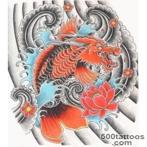 250 Most Beautiful Koi Fish Tattoo Designs And Meanings_24