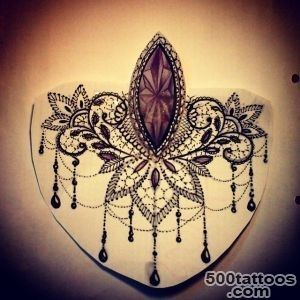 lace tattoo on Instagram_43