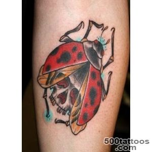 Beautiful Ladybug Tattoos With Lovely Meanings   Tattoos Win_12
