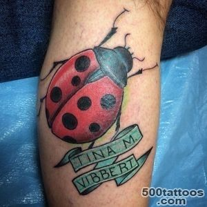Ladybug Tattoo  Best Design Tattoo_36