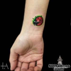 Ladybug Tattoo  Best Tattoo Ideas Gallery_38
