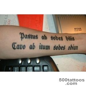 30 Most Popular Tattoo Quotes In Latin  Best Tattoo 2015, designs _1