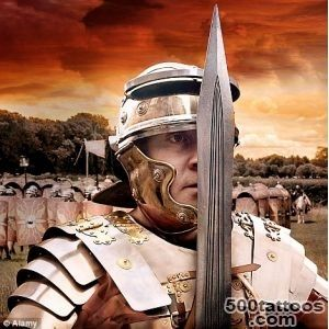 Legion of the Damned Did Boudicca#39s curse cause 6,000 of Rome#39s _34