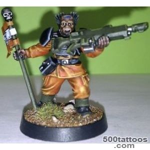 Mickey#39s Minis Hobby Blog Eye Candy   Imperial Guard Penal Legion_43