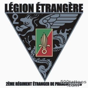 Pin French Foreign Legion Afghanistan Tattoos on Pinterest_28