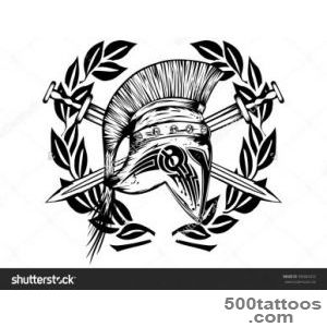 Vector Image Crossed Swords And Legionnaires Helmet   396682432 _32