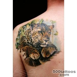 10 All Time Best Leopard Tattoos_9