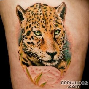 Leopard Tattoos, Designs And Ideas_6