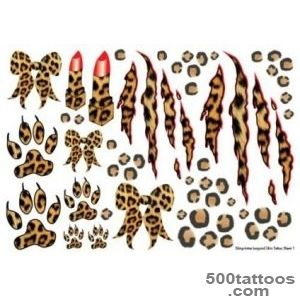 Leopard Tattoos, Designs And Ideas  Page 38_33