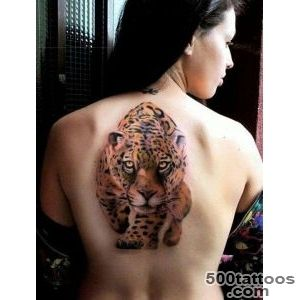 Leopard tattoo  tattoos  Pinterest  Leopard Tattoos, Leopards _34