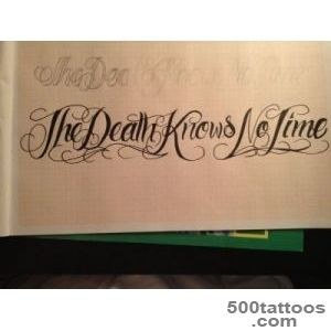 108 Tattoo Lettering Designs  Tattoo Love_35