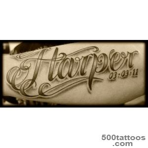 Lettering Tattoos, Designs And Ideas  Page 47_1
